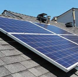 5000 Watts Pacific Palisades, CA, solar panels